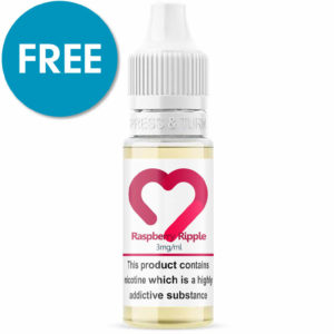 Free Pack of 4 e-Liquids (Worth £15)