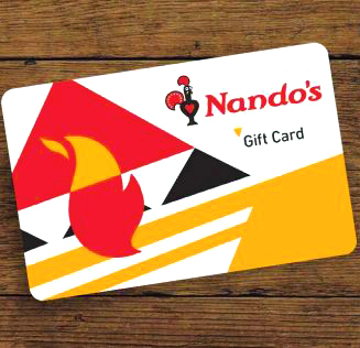 Win Nando's Voucher