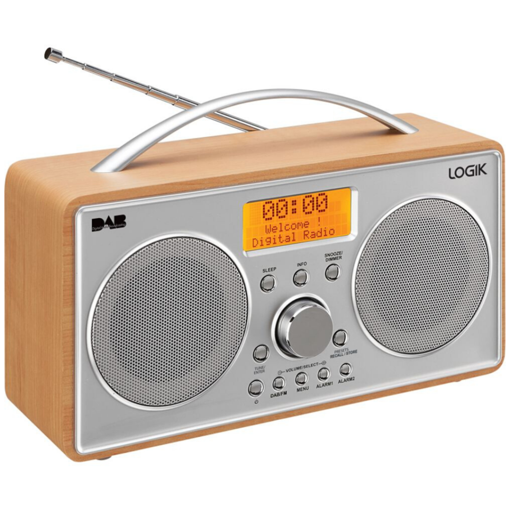 Free DAB Radio for over 70s