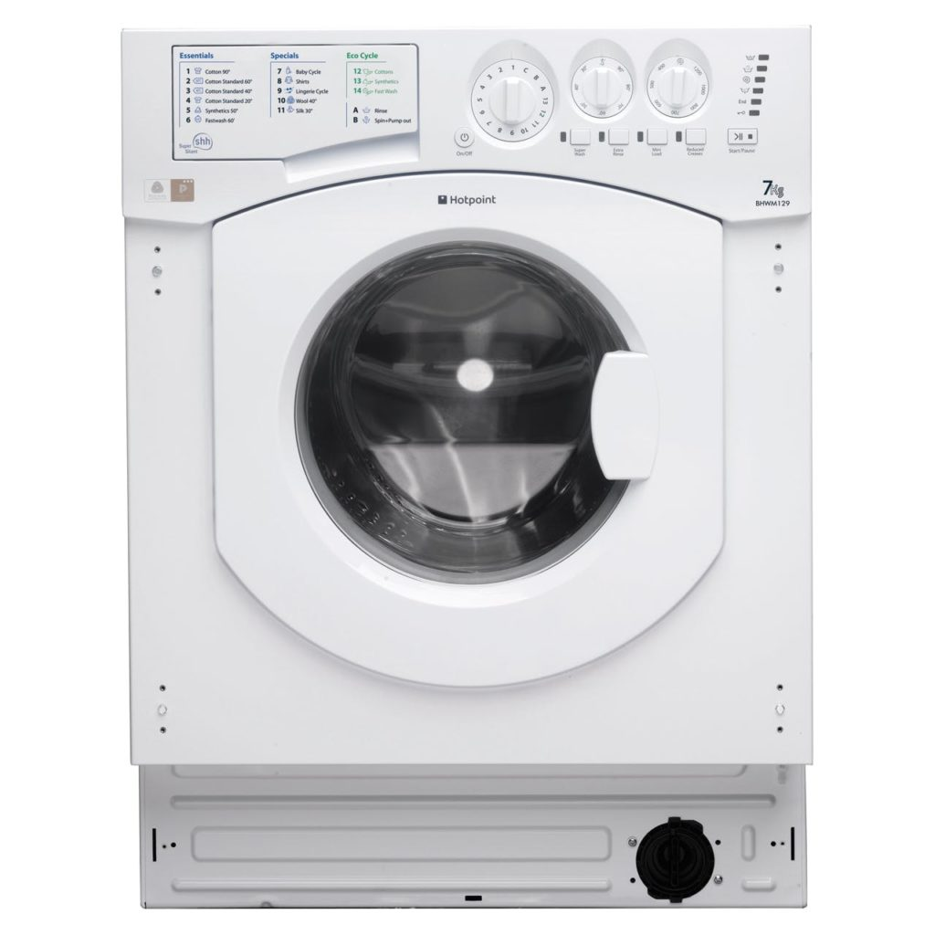 Free Hotpoint Washing Machine