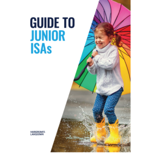 Free Kids Junior ISA Book