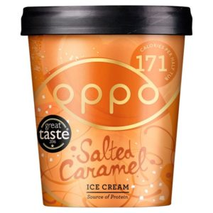 Free Oppo Ice Cream Tubs