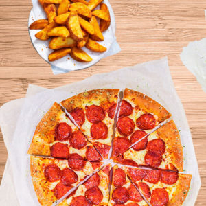 Free Tastecard – 50% Off Pizza Delivery