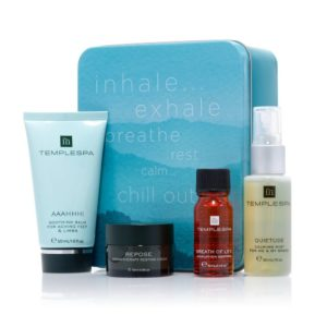 Free Temple Spa Wellness Kit