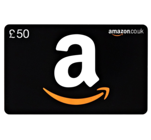 Win £50 Amazon Vouchers