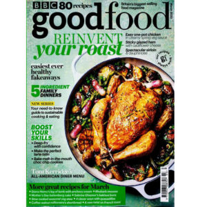 Free BBC Good Food Magazine