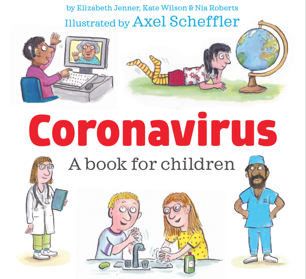 Free Kids Coronavirus Book | LatestFreeStuff.co.uk