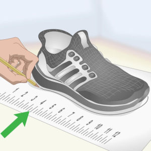 Free Kids Shoe Gauge
