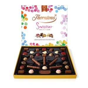Free Thorntons Chocolate Box (Worth £15)