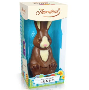 Free Thorntons Chocolate Bunnies