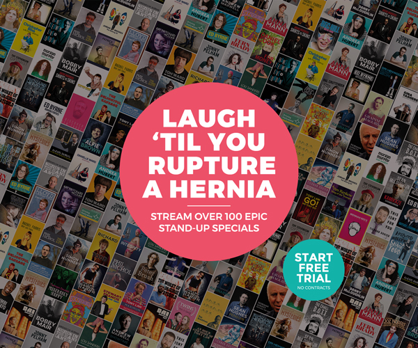 Free Live Comedy Streaming