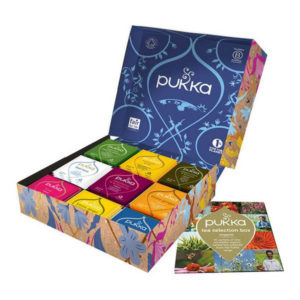 Free Pukka Tea Bags Set