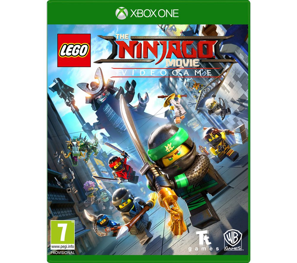 Free Lego Video Game (Worth £49.99)