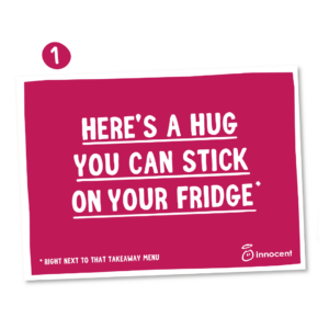 Free Innocent Smoothies Card