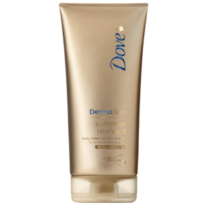 Free Dove Tanning Lotion