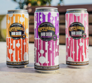 Free Kopparberg Cans