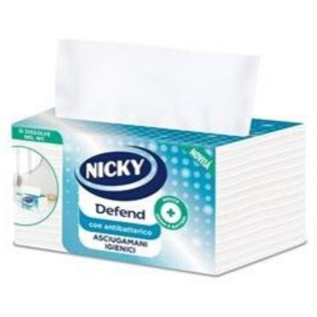 Free Nicky Tissue Pack