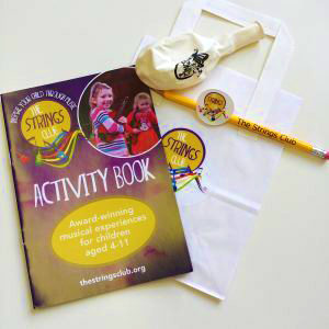 Free Pencils, Stickers and Activity Pack