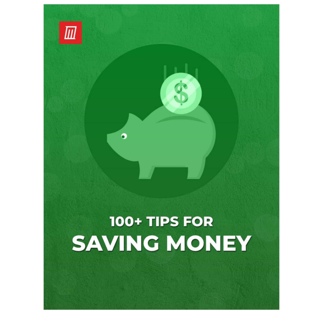 Free 100+ Ways To Save Money Guide