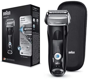 Free Braun Electric Shaver