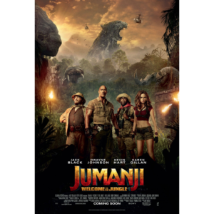 Free Jumanji Movie