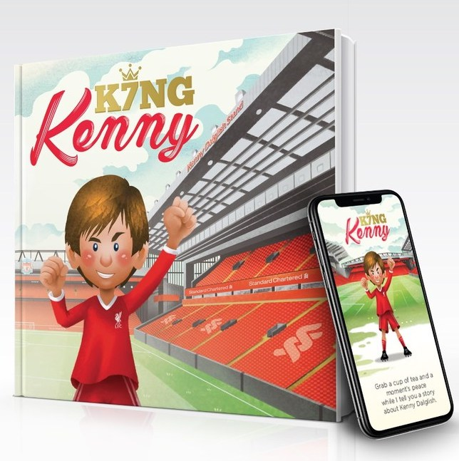 Free King Kenny Book