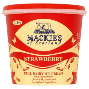 Free Mackies Ice Cream