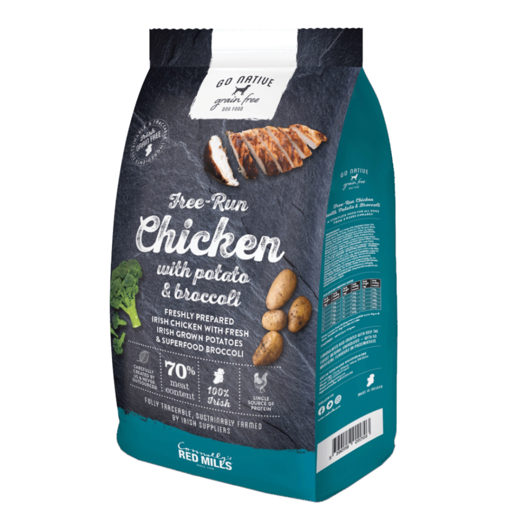 Free Natural Dog Food Sample
