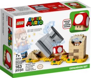 Exclusive Lego Super Mario Sets