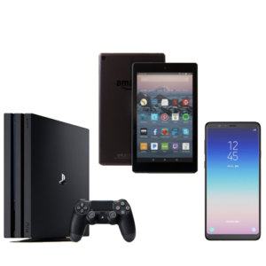 Win PS4, Samsung Smartphone & More
