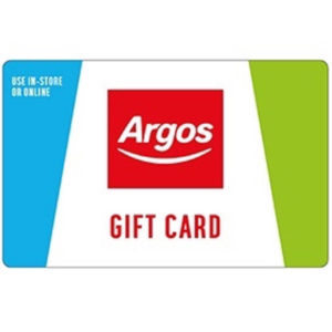 Win £1,000 Of Argos Vouchers