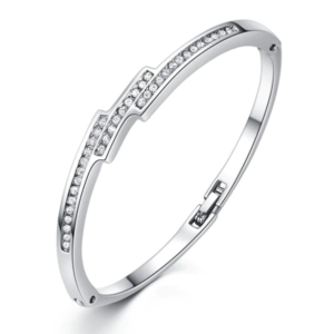 Swarovski Elements Bracelet (Worth £79.99) – £2.50 Today!