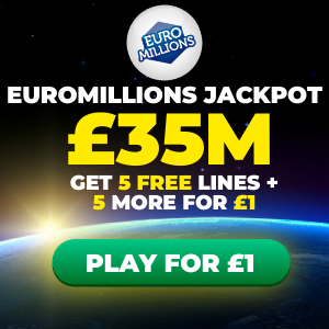Free EuroMillions Tickets (£35M Jackpot)