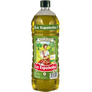 Free La Espanola Olive Oil Bottle