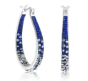 Swarovski Earrings (Worth £69.99) – 96% Off Today!