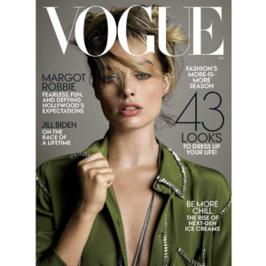 Free Vogue Magazine & 2 Issues for £1