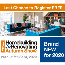 Free Homebuilding & Renovating Show Tickets