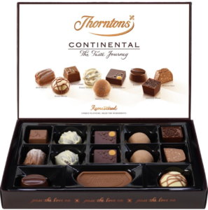 Free Thorntons Chocolate Box (After Cashback)