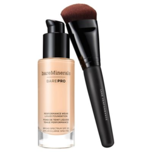 Free bareMinerals Foundation