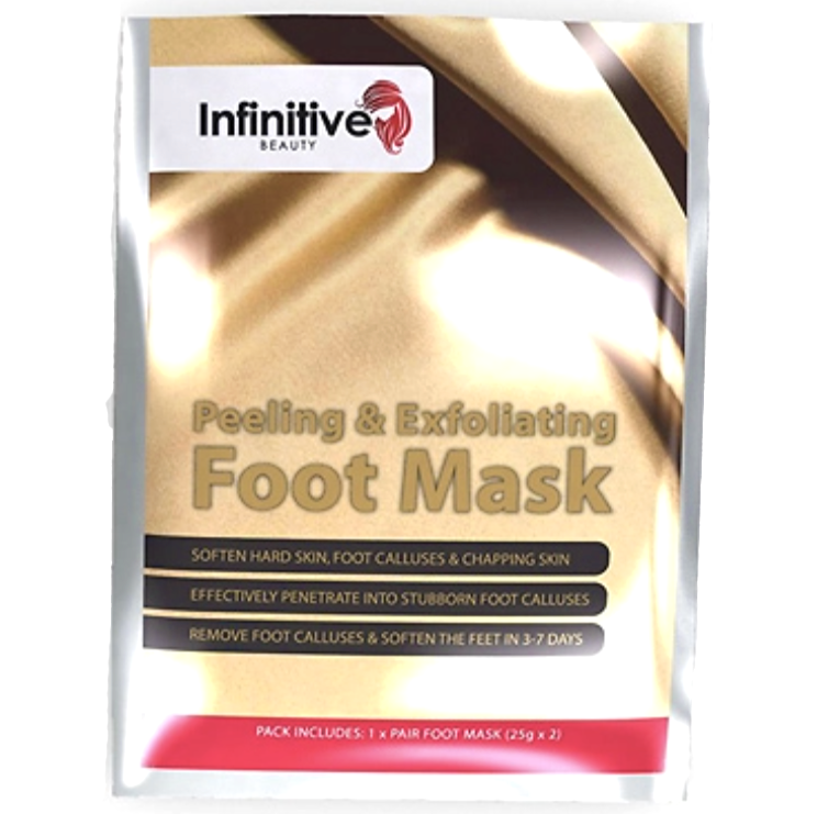 Exfoliating Foot Mask – 50% Off Today!