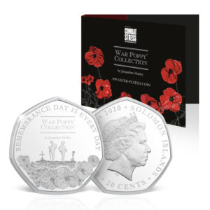 Free Official Remembrance Day Coin