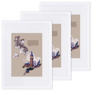 Free Picture Frames (Worth £32)