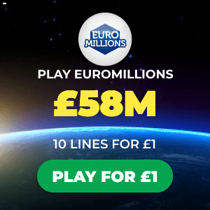 Free EuroMillions Tickets (£58M Jackpot)