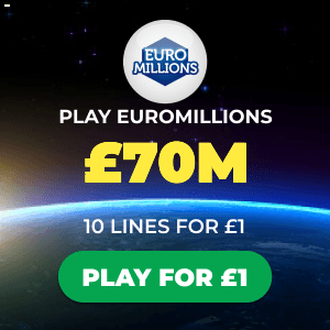 Free EuroMillions Tickets (£70M Jackpot)