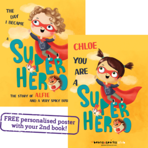 Free Personalised Storybook (Worth £14.99)