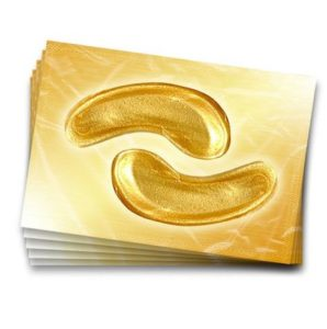 Free Gold Face Masks (After Cashback)