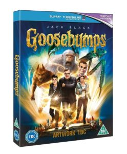 Free Goosebumps HD Movie on Sky