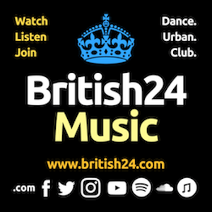 Free British Music Stickers