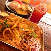 Free £10 Turtle Bay Restaurant Gift Card