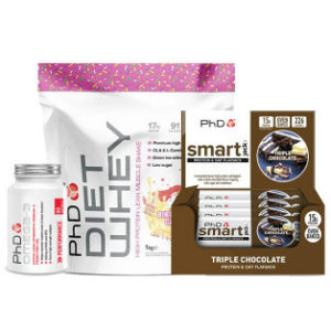 Free 20% off Voucher at PhD Nutrition